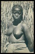 GUINÉ  -EXPOSIÇÕES - A Interessante Rozinha,  ( Ed. 1ª Exposição Colonial Portugueza Nº 71/ Foto Alvão) Carte Postale - Guinea-Bissau