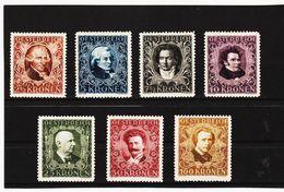MAG1080 AUSTRIA ÖSTERREICH 1922 Michl  418/24  ** Postfrisch Siehe ABBILDUNG - 1918-1945 1. Republik
