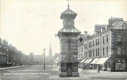 PIE 17-JM-6782 : TYNEMOUTH FRONT STREET - Inghilterra