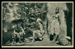 GUINÉ  -EXPOSIÇÕES - Rosinha O Sucesso Feminino ( Ed. 1ª Exposição Colonial Portugueza Nº 44/ Foto Alvão) Carte Postale - Guinea Bissau