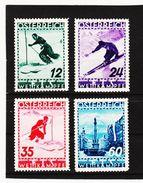 MAG1092 AUSTRIA ÖSTERREICH 1936 Michl  623/26  ** Postfrisch Siehe ABBILDUNG - Ungebraucht