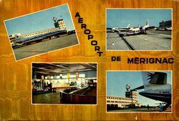 Aéroport De Mérignac - Multivues - Aerodrome