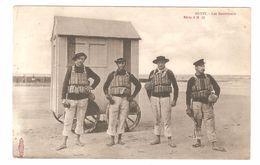 Heist / Heyst - Les Sauveteurs / Redders - Uitgave Excelsior Albert Gand - 1906 - Heist