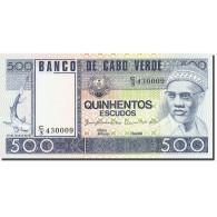 Cape Verde, 500 Escudos, 1977, 1977-01-20, KM:55a, NEUF - Cap Vert