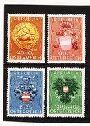 MAG1016 AUSTRIA ÖSTERREICH 1949  Michl  937/40  ** POSTFRISCH - 1945-60 Ungebraucht