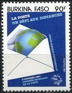Burkina Faso 749 ** MNH. 1987 - Burkina Faso (1984-...)