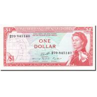 Etats Des Caraibes Orientales, 1 Dollar, 1965, KM:13e, Undated (1965), NEUF - Caraïbes Orientales