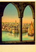 Tripoli - Il Castello - Visto Dal Mediterraneo - Dandoli Bellini - Formato Grande Non Viaggiata – E 2 - Libano