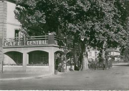 NIEDERBRONN Café Central Fréd. Helf Près Du Casino Municipal - Bon état - Niederbronn Les Bains