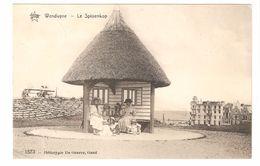Wenduine / Wenduyne - Le Spioenkop - 1911 - Geanimeerd - Uitgave Star De Graeve - Wenduine