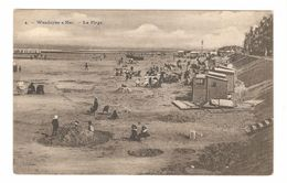 Wenduine / Wenduyne S Mer - La Plage - Uitgave Pap. Saint-Michel, Richez Soeurs - 1910 - Wenduine