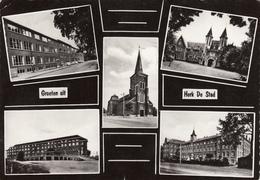 BELGIUM - Groeten Uit Herk De Stad 1960's - Herk-de-Stad