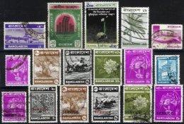 BANGLADESH, Colecção/Collection, 1970s/80s - Bangladesh