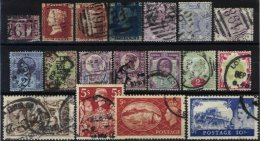 GREAT BRITAIN, Colecção/Collection, 1850s/1970s - Collections