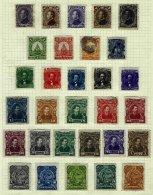 HONDURAS, Colecção/Collection, 1880s/1930s - Honduras