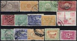 SAUDI ARABIA, Colecção/Collection, 1920s/60s - Saudi Arabia