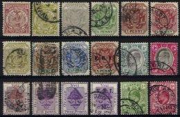 TRANSVAAL, Colecção/Collection, 1880s/1900s - Afrique Du Sud (...-1961)