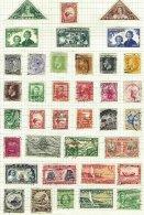 NEW ZEALAND, Colecção/Collection, 1880s/1940s - Nouvelle-Zélande