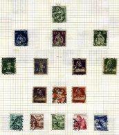 SWITZERLAND, Colecção/Collection, 1890s/1970s - Verzamelingen