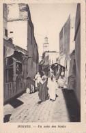 Morocco Meknes Un Coin Des Souks - Meknes