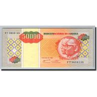 Angola, 50,000 Kwanzas Reajustados, 1995, 1995-05-01, KM:138, NEUF - Angola