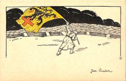 Joe English 1916 Vlaamse Leeuw Vlag - Andere Kriege