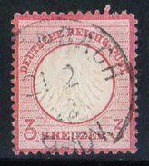 ALEMANIA REICH-Mi. 9-Yv. 9 -N-10329 - Allemagne