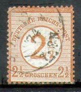 ALEMANIA REICH-Mi. 29-Yv. 28 -N-10342 - Deutschland