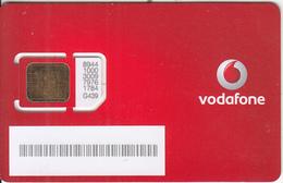 UK - Vodafone GSM, Chip 9, Mint - Regno Unito