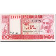 Cape Verde, 100 Escudos, 1977, KM:54a, 1977-01-20, NEUF - Cap Vert