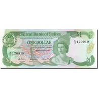 Belize, 1 Dollar, 1983-1987, 1987-01-01, KM:46c, NEUF - Belize