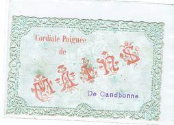 54 -Willerupt Cordiale Poigné De MAINS De Cambonne - Other Municipalities