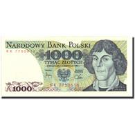 Pologne, 1000 Zlotych, 1982, 1982-06-01, KM:146c, SPL - Pologne