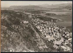 °°° 6470- NORWAY - ALESUND - PANORAMA - 1953 With Stamps °°° - Norvegia
