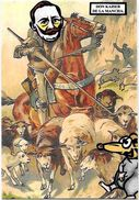 CPM LARDIE Jihel Tirage Signé Numéroté En 30 Exemplaires KAISER Don Quichotte Don Quijote - Satira