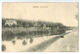 18083   CPA MESSEIN  :  Bois De Grève    1913 - France