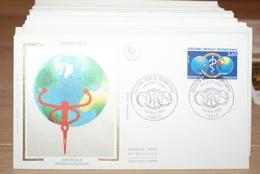 ENVELOPPE PREMIER JOUR FRANCE 1988 - FDC