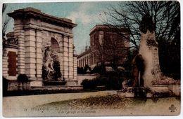 Toulouse - Jardin Des Plantes - Monuments D'Armand Sylvestre Et De L'Ariège Et La Garonne - Toulouse
