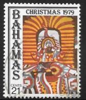 Bahamas, Scott # 455 Used Christmas, 1979 - Bahamas (1973-...)