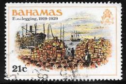 Bahamas, Scott # 472 Used Bootlegging, 1980 - Bahamas (1973-...)