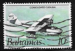 Bahamas, Scott # C1a Used Catalina, 1985 - Bahamas (1973-...)