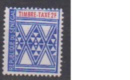 SENEGAL      N° YVERT  :   TAXE 33   NEUF SANS  CHARNIERE            ( CI 109  ) - Senegal (1960-...)