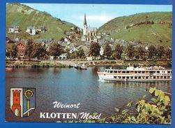Deutschland; Klotten Mosel - Deutschland
