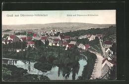 AK Dürrmenz-Mühlacker, Gesamtansicht Aus Der Vogelschau - Mühlacker