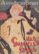 Revue L'Assiette Au Beurre N°220 - 17 Juin 1905 - Les Gueules De Bois Par Galanis - Art Nouveau - Courtisane - Cocotte - Livres, BD, Revues