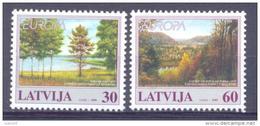 1999. Latvia, Europa 1999, 2v, Mint/** - Letland