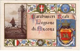 CARABINIERI - LEGIONE CARABINIERI REALI DI ANCONA - ID-76.CC.V - Regimientos