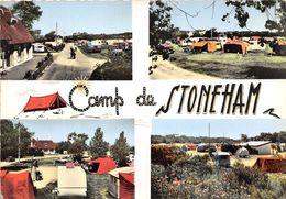 62-LE TOUQUET-PARIS-PLAGE -CAMP DE STONEHAM -MULTIVUES - Le Touquet