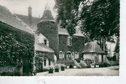 LE THEIL, Près Du Montet,  Chateau Des Genévriers -1958-bon état - Autres Communes