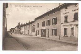 CHAMPIER (38) Route De Lyon - Sonstige Gemeinden